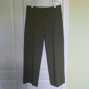 J Crew wide leg dress pants